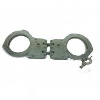Металлические наручники БРС -3 (оцинкованные, 1 ключ)